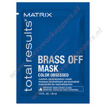Brass off masker to go