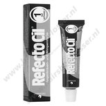 Refectocil wimperverf 15ml diep zwart 1