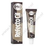 Refectocil wimperverf 15ml natuur bruin 3