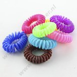 Amazing hair band 5 stuks - multi color