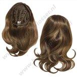 Half wig 55cm Dubai 100%memory hair
