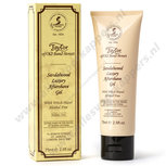 Taylor of Old Bond street sandelwood luxury aftershave gel 75ml