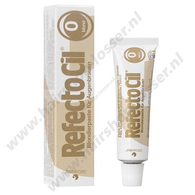 Refectocil wimperverf 15ml blond 0