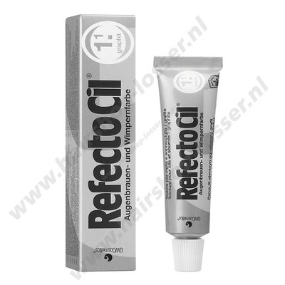 Refectocil wimperverf 15ml grafiet 1.1
