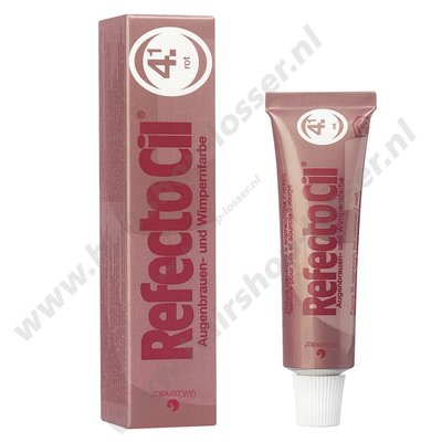 Refectocil wimperverf 15ml rood 4.1