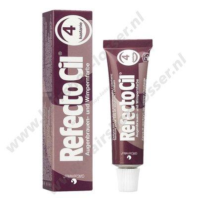 Refectocil wimperverf 15ml kastanje 4
