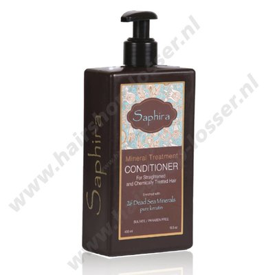 Mineral treatment conditioner 400ml