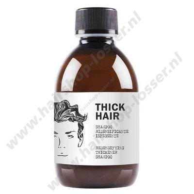Haar verdikkende shampoo 250ml