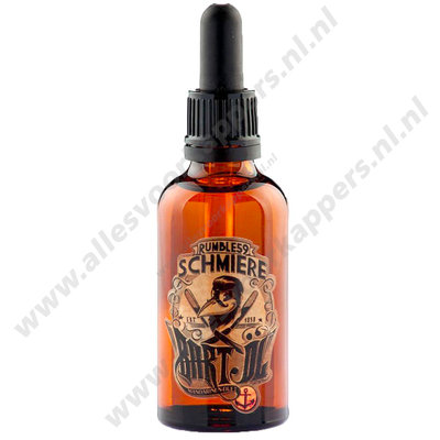 Rumble 59 baardolie 50ml mandarijn