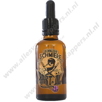 Rumble 59 baardolie 50ml lavendel