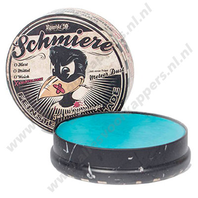 Rumble 59 haar pomade 140ml knuppelhard