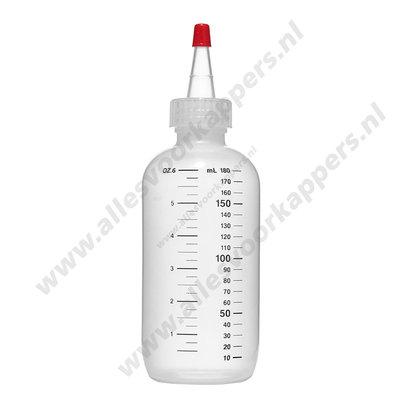 Applicator fles afsluitbaar 180ml
