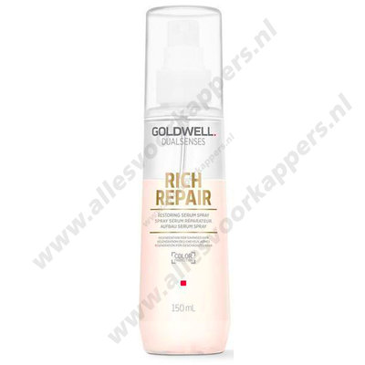 Rich repair restoring serum spray 150ml Dual Senses
