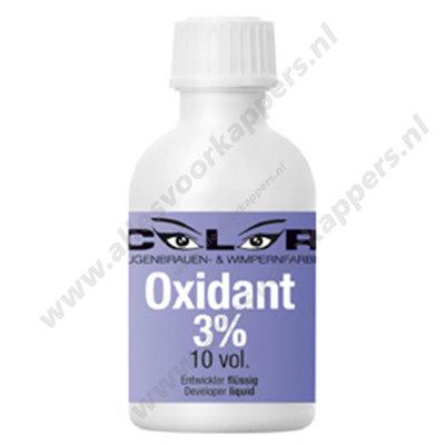 Color wenkbrauw en wimper oxidant 50ml.