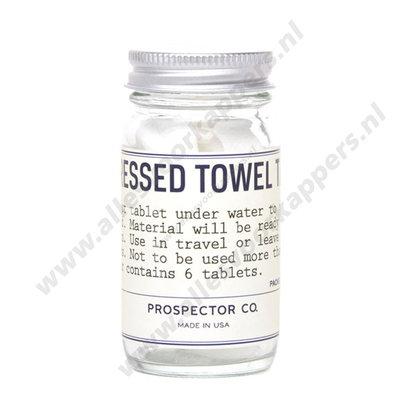 Handdoek tabletten 6 stuks