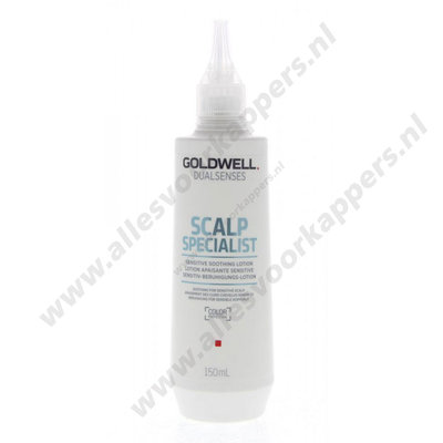 Scalp specialist soothing lotion 150ml Dual Senses