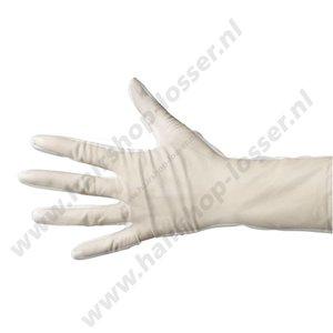 Vinyl handschoenen gepoederd 100 stuks maat S