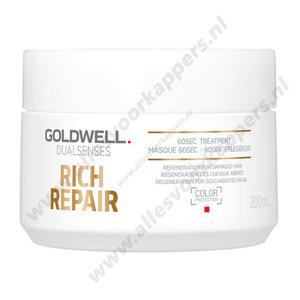 Rich repair treatment 200ml Dual Senses